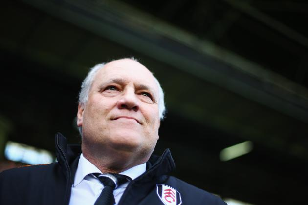 Martin Jol Demands Fulham End Run of Four Straight Premier League Defeats