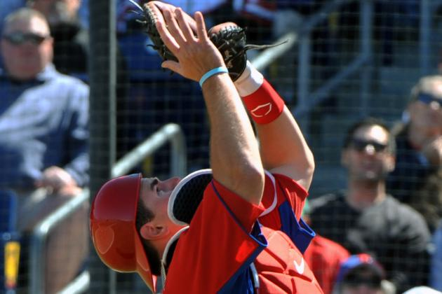 Phillies Prospect Tommy Joseph Adjusting to Life at AAA