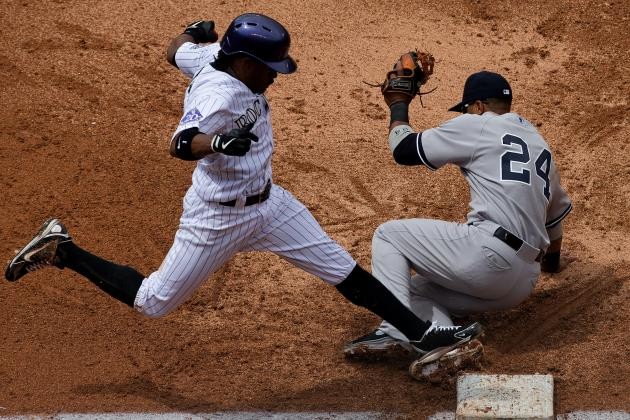X-Ray Shows Yankees' Cano Has No Fracture in Foot