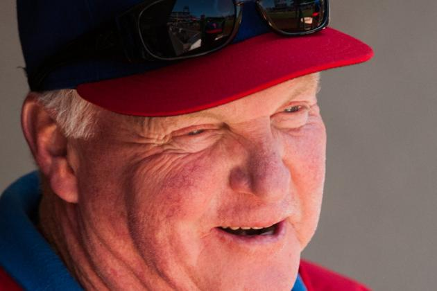 Charlie Manuel Becomes Longest-Tenured Phillies Manager