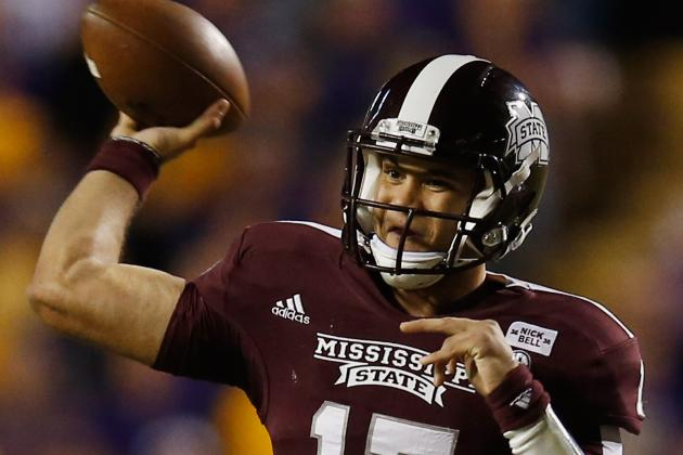 Mullen on QB Russell: 'We Expect Him to Have a Huge Year'