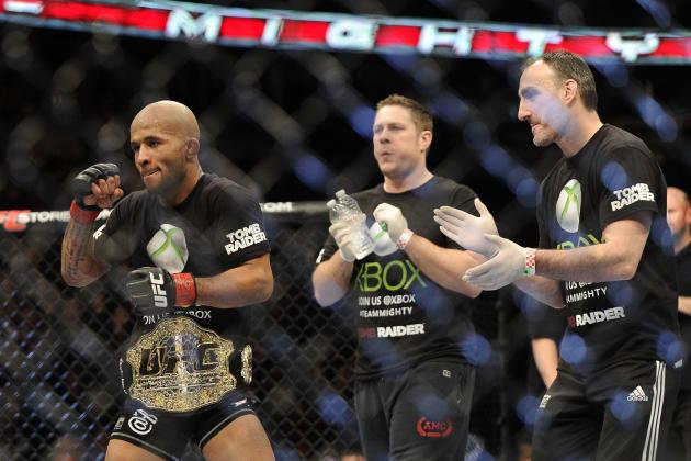 Will UFC on Fox 8 Be a Tough Sell with Johnson vs. Moraga Main Event?