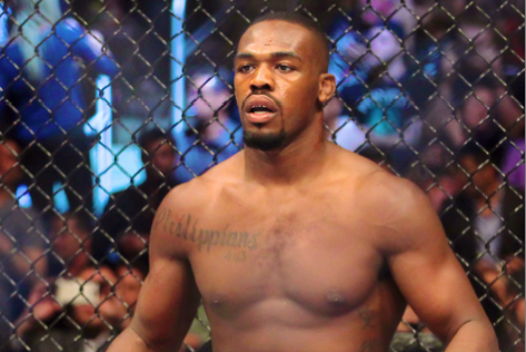 Jon Jones Injured Toe Recovering on Schedule After Latest Doctor's Visit