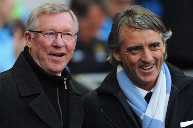 An Honour to Face Ferguson: Mancini