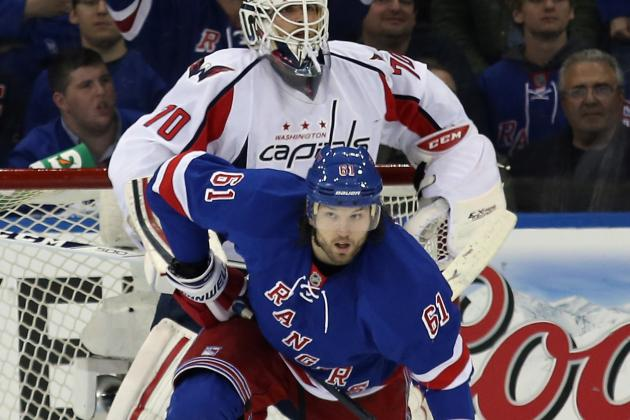 Time's Now for Rangers' Big Gun Nash to Start Scoring