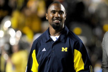 Woodson Tells C-Webb to 'Come on Back' to U-M