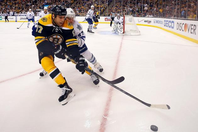 Boston Bruins: Game 5 of the Toronto Series Will Be a Test of Their Growth