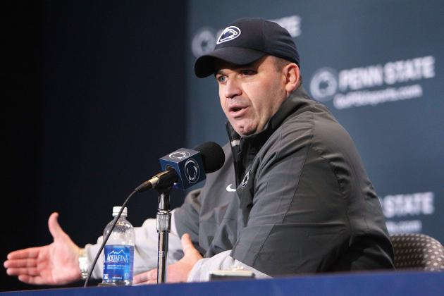 O'Brien Embraces Role in PSU's Outreach