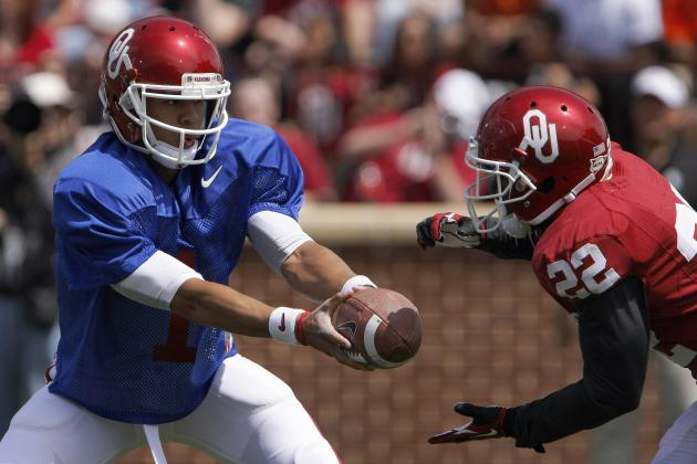 Oklahoma QB Arrested for Public Intoxication, Interfering with Police