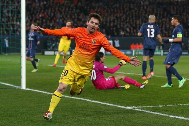 Messi: Child Prodigy