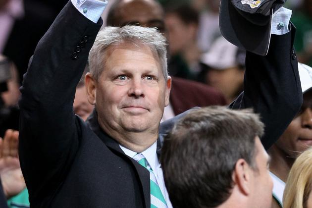 Ainge: C's Not Close to Championship Level