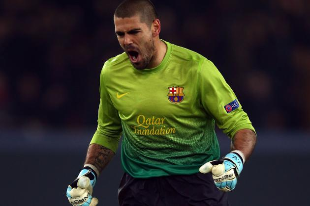 Valdes, Mascherano in Main Group