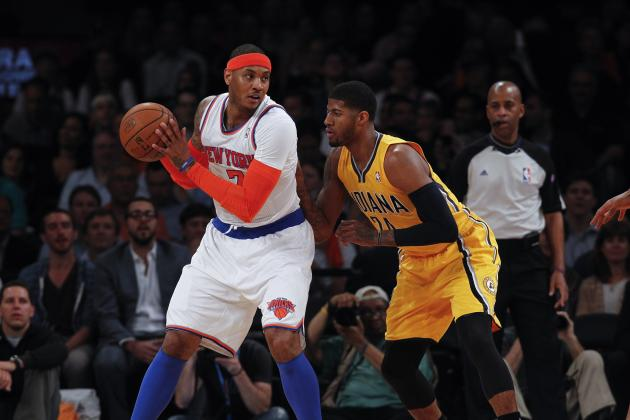 NBA Playoffs 2013: Predicting Winners for Saturday's Round 2 Games