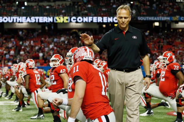 Georgia Bulldogs Head Coach Mark Richt to Receive 2013 Stallings Award
