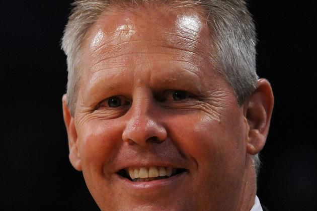 Ainge Gives Blunt and Candid Interview, Calls Stephen A. Smith Rumors