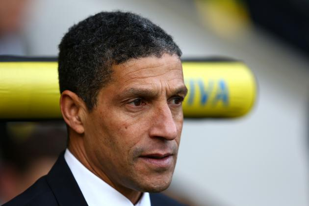 Norwich Boss Chris Hughton Denies Reports of Unrest