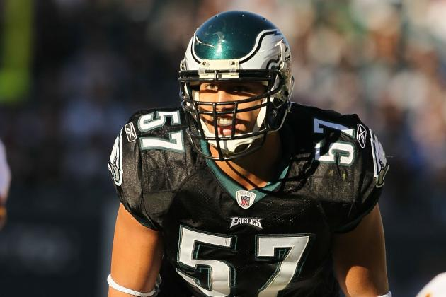 Chris Gocong Among Invitees to Eagles' Rookie Camp