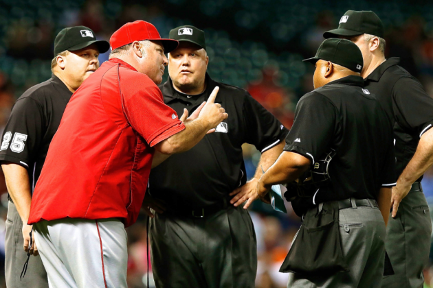MLB Confirms Umpires Allowed Illegal Pitching Change in Angels-Astros Game