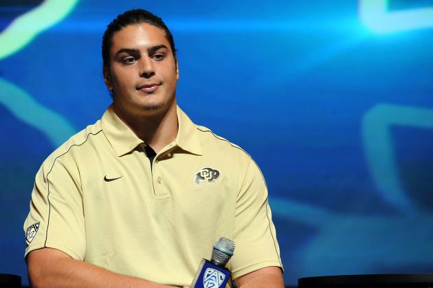 Packers Draft Pick, Bakhtiari, Can Be Very Annoying