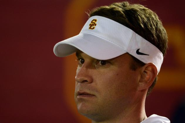 Video: Someone Made a Ridiculous Lane Kiffin Rap Song