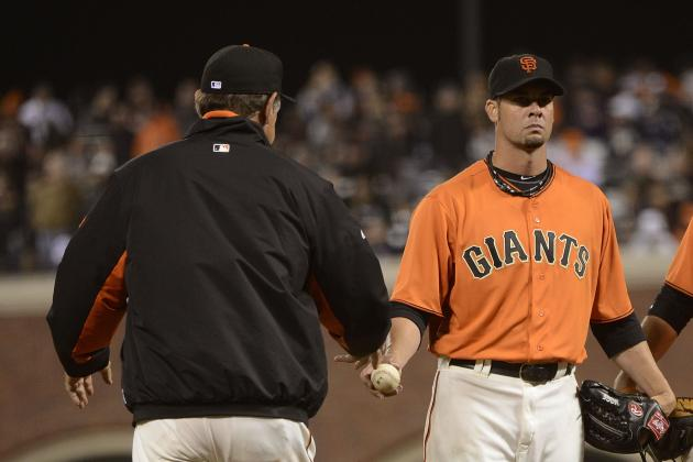 Atlanta Tops SF Giants, Ryan Vogelsong