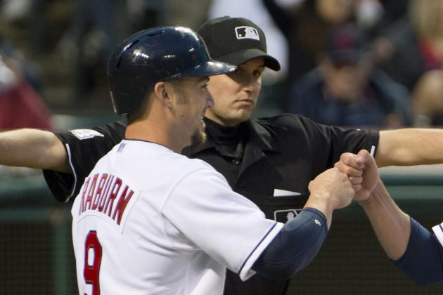 Indians' Ryan Raburn on Return to Detroit: It Will Be Fun