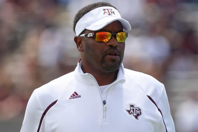 Texas A&M Coach Kevin Sumlin Better Learn to Embrace High Expectations