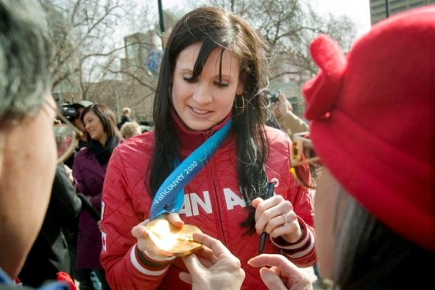 Meaghan Mikkelson Finally Earning Her Due as One of Hockey's Superstars