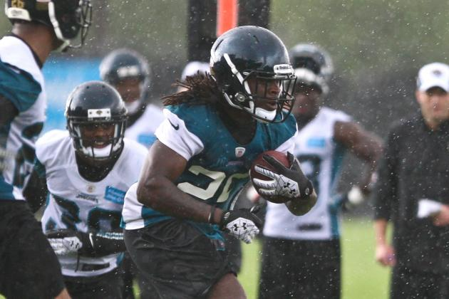 Denard Expected to Get 10-15 Touches Per Game as a Versatile NFL Player