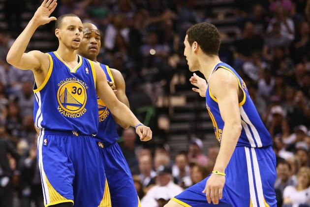 Spurs vs. Warriors: Keys To Stopping Golden State's Shooters