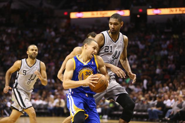 Debate: What Is the Spurs' Biggest Weakness vs. the Warriors?