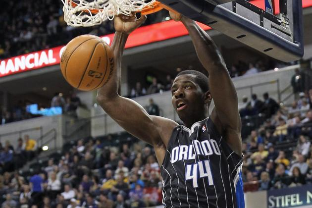 Andrew Nicholson: 2012-13 Orlando Magic Player Evaluations
