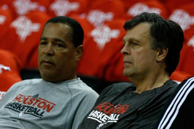 Morey: 'Rockets Need to Add One More All-Star'