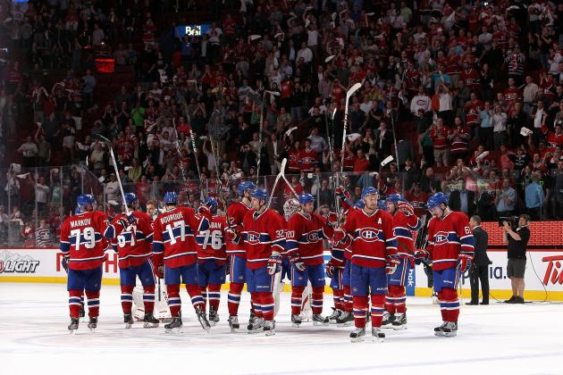 The Habs Were a Loveable Team This Season
