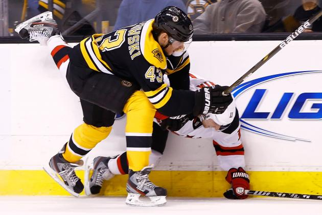 Now That He's Actually in Boston, Matt Bartkowski Ready to Contribute