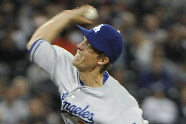 Zack Greinke Could Be Back Next Week for Dodgers