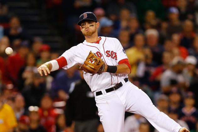 Middlebrooks Back in Lineup, Batting 8th vs. Jays