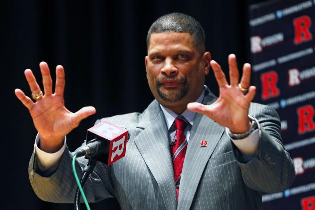 Eddie Jordan Didn't Graduate from Rutgers, Despite School's Claim