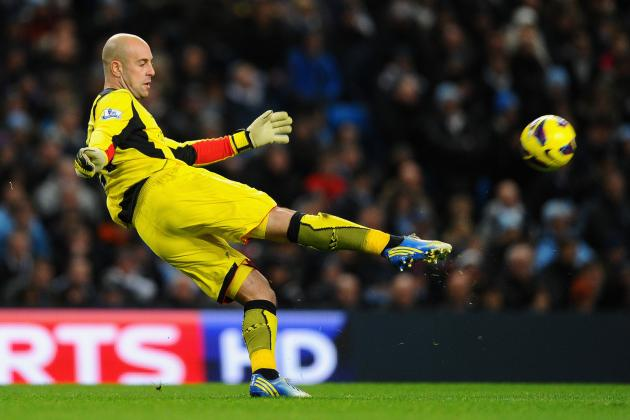 Liverpool Wont Let Pepe Reina Leave the Club This Summer