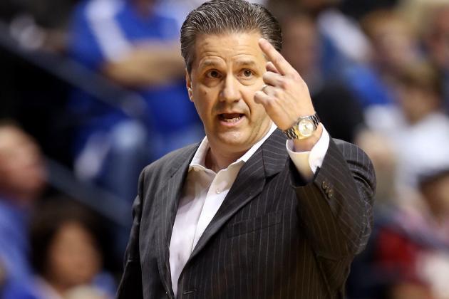 Who's No. 1, Kentucky or Louisville Basketball?