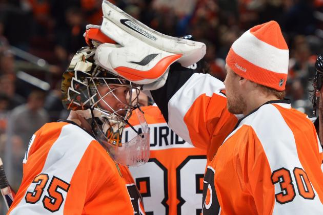 Fixing the Flyers' Goaltending