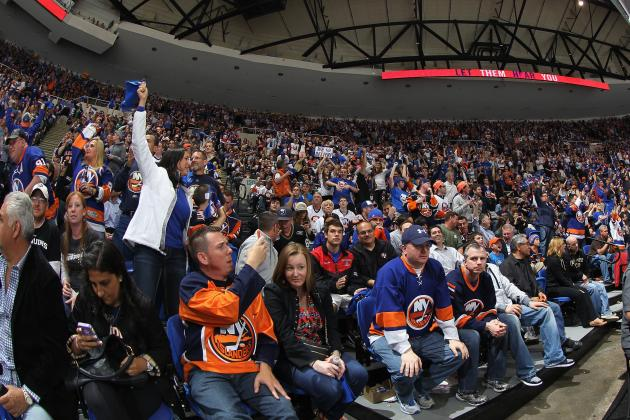 Nassau County Is Excited About the $500k It Makes from Isles Playoff Games