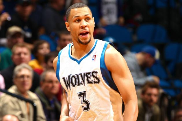 Brandon Roy Released by Minnesota Timberwolves