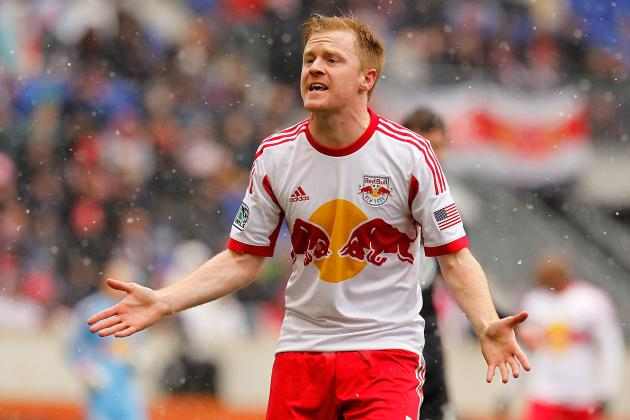 As Dax McCarty Returns, Thierry Henry and Other Starters to Miss Match