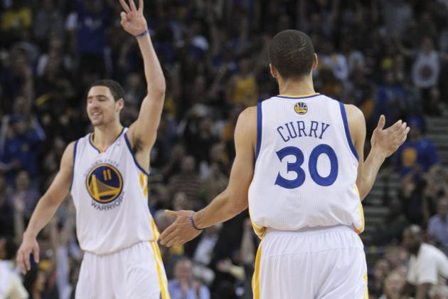 Debate: Who's the Better Shooter -- Curry or Thompson?