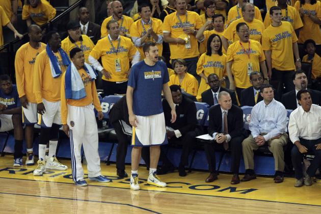 Kawakami: Warriors More Dangerous Without David Lee