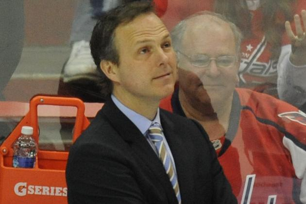 Jon Cooper Says His First 15 NHL Games Are a Running Start