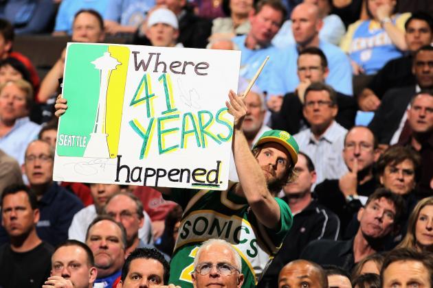 Seattle Investor Chris Hansen Reportedly Raises Bid to Buy Sacramento Kings