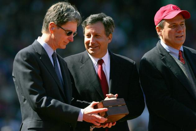 Red Sox CEO Tom Werner Goes After Media for Making Unfounded Accusations