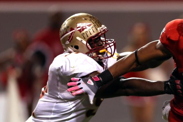 Niners Eager to Get Their 'Tank' Rolling